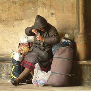 Homeless Dinner